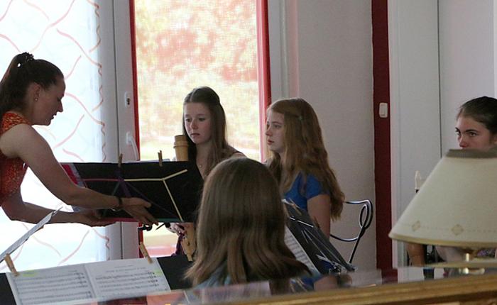 Hannah Beate König Flötenunterricht